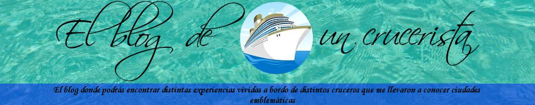 El Blog de un Crucerista