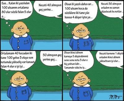 Eğitim ile ilgili karikatürler