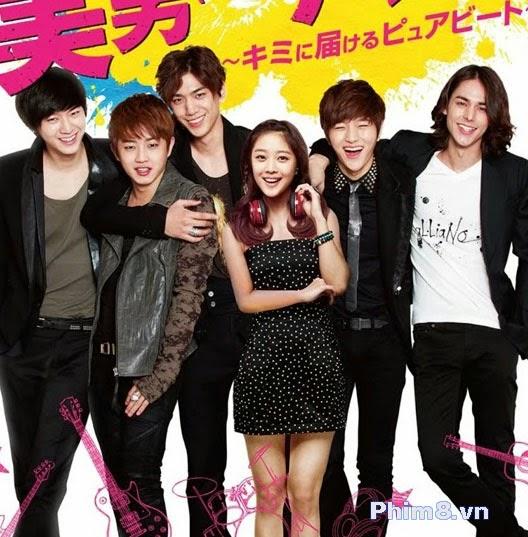 Cháy Bỏng Đam Mê - Shut Up: Flower Boy Band (HTV7)