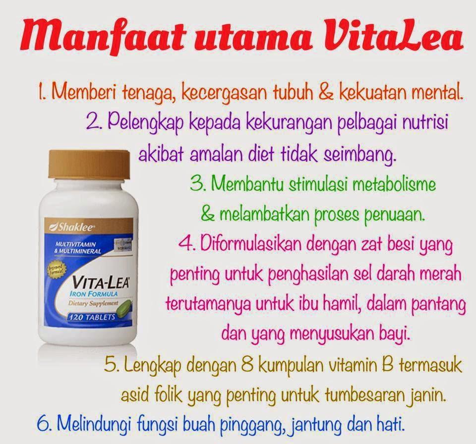 Manfaat Vita-Lea