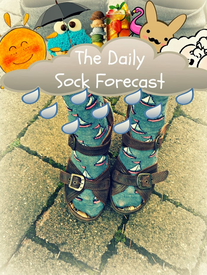 the Daily Sock Forecast