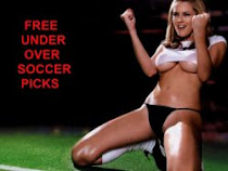 Free Under Over Soccer Picks