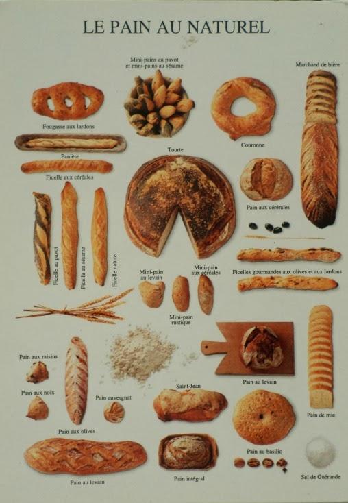 Le pain au cereale