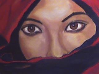 Pintura de María Evelia Santana