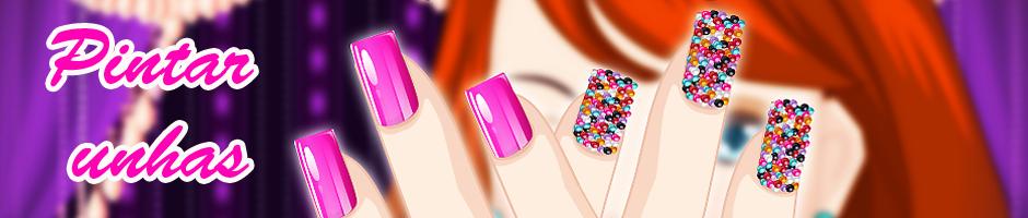 Jogos de pintas unhas