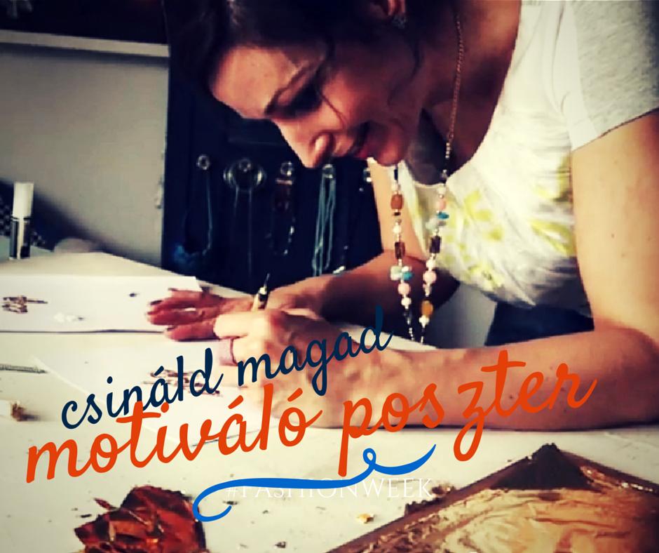 csináld magad kreatív felirat