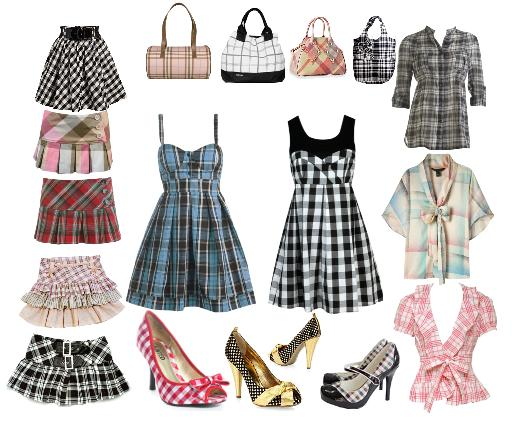 Blog de womanteens : Mulheres Meninas ou Meninas Mulheres!, Xadrez Moda Inverno 2011