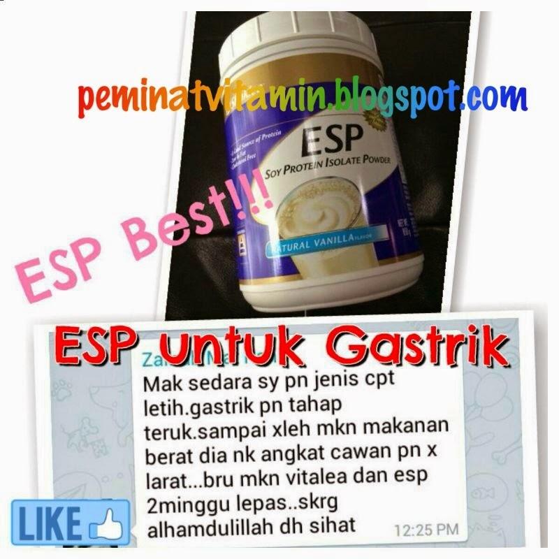 gastrik dan ESP