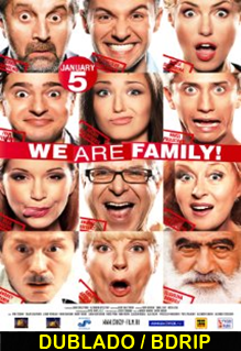 Assistir  Minha família é louca! Dublado 2014
