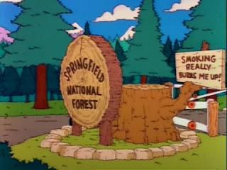 Narodowy Park w Springfield