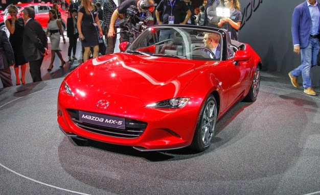 2016 Mazda MX-5 Miata Review