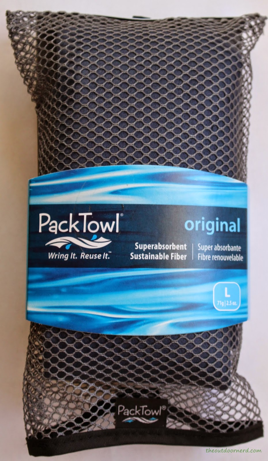 PackTowl Camp Towel