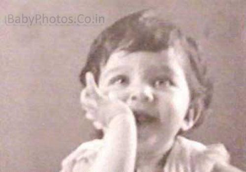 Baby Aishwarya Rai Pictures