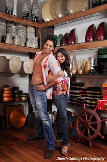 Roshan & Sheshadri by Dinesh Gamage