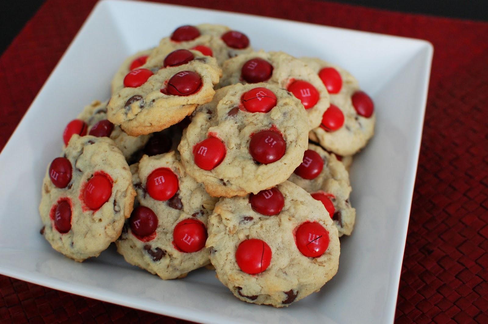 Cinnamon M&M Oatmeal Cookies Recipes — Dishmaps