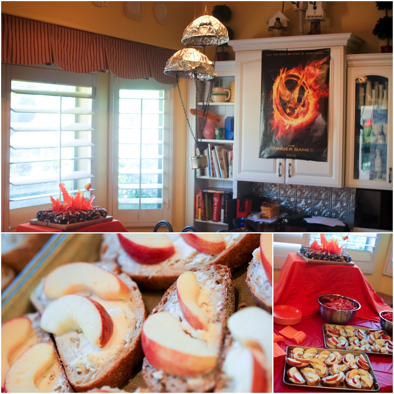 Out of the Attic: How to Throw the Ultimate Hunger Games Party