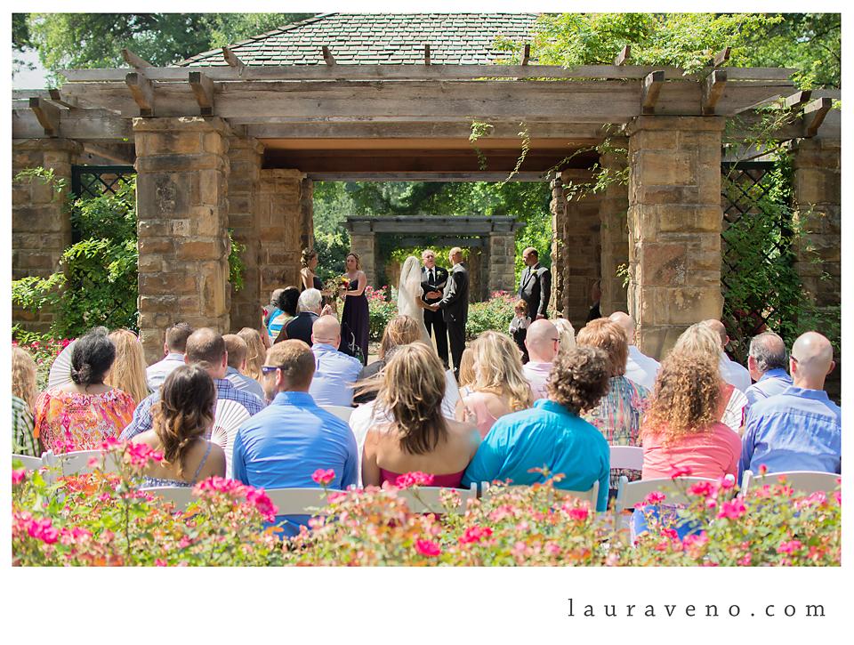 Fort Worth Botanic Garden Wedding Monica Jeff Dallas