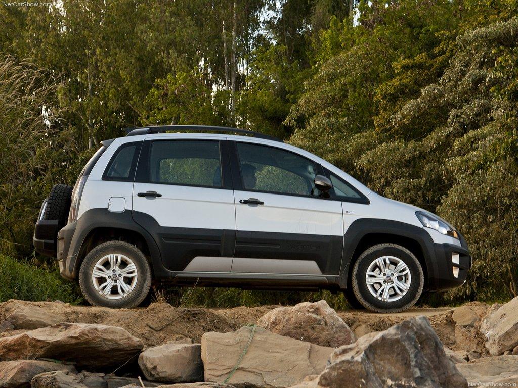 Novedades sobre ruedas fiat auto argentina y los cambios for Fiat idea adventure 2011 precio argentina