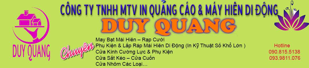 Mái Hiên Di Động Duy Quang Tiền Giang