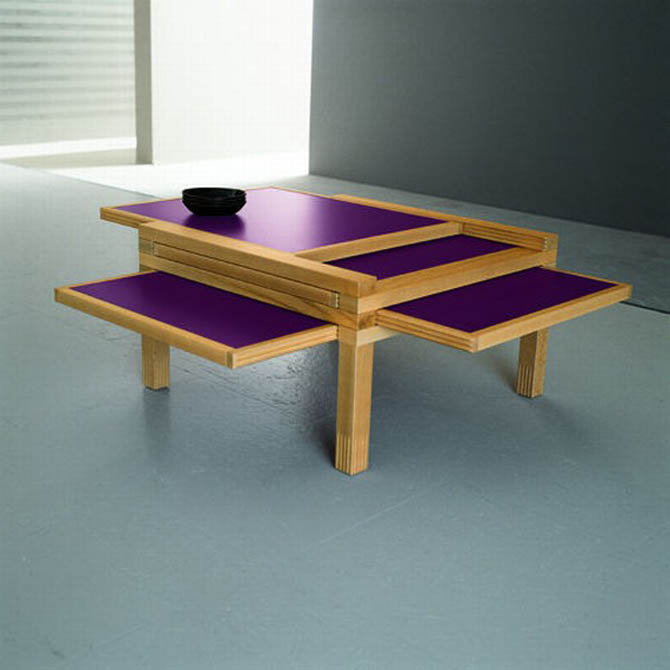 New Table Design : 11 New And Creative Table Designs - Pelfind