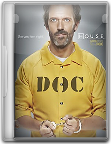 Capa House – 8ª Temporada Completa – Legendado