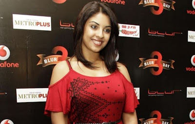 richa gangopadhyay at a private event in chennai cute stills