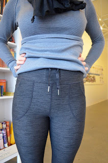 lululemon will pant slub denim