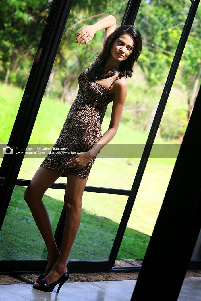 Charitha Waidyasiri model