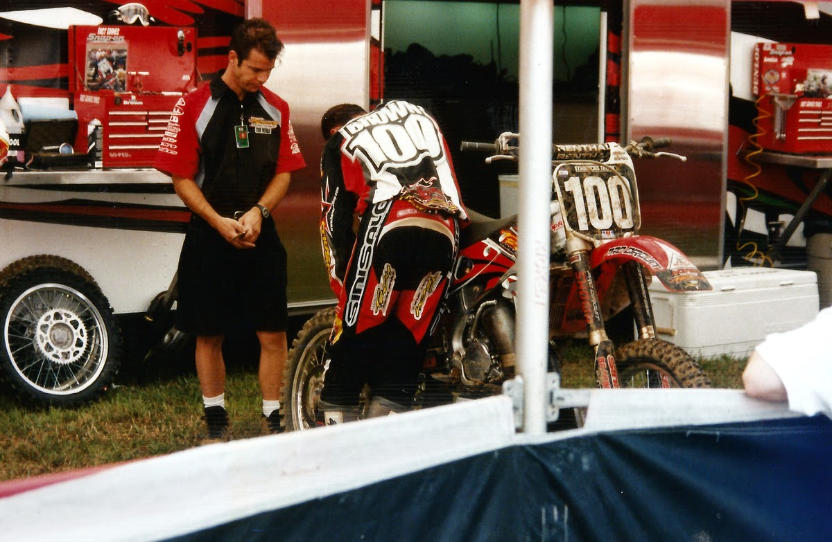 Mike Brown Steel City 1998
