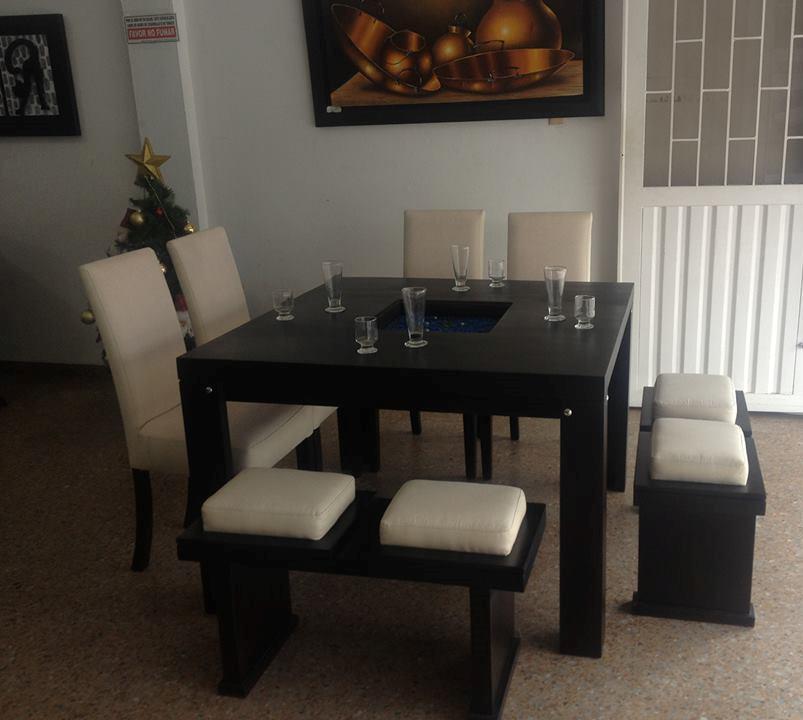 Serviflex muebles: comedores deko