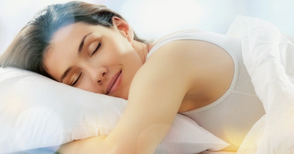 Por que fechamos os olhos para dormir?