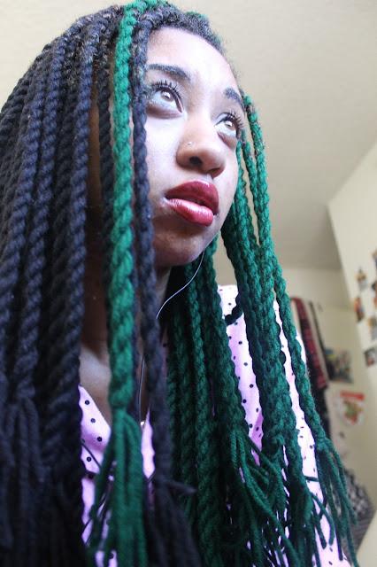 Dear Kitty D HairStyle Yarn TwistsBraids