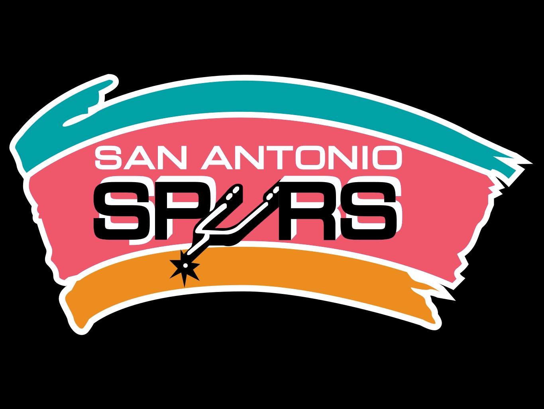 San Antonio Spurs Logos Gallery