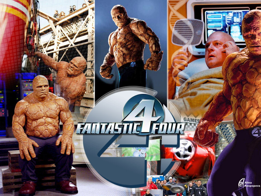 Fantastic 4 HD & Widescreen Wallpaper 0.170996386559077
