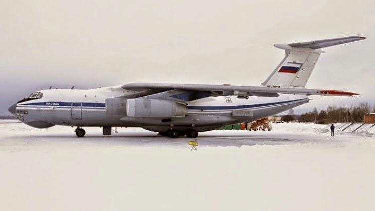 Il-76 'Bombers