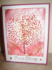 First Fall Tree Card