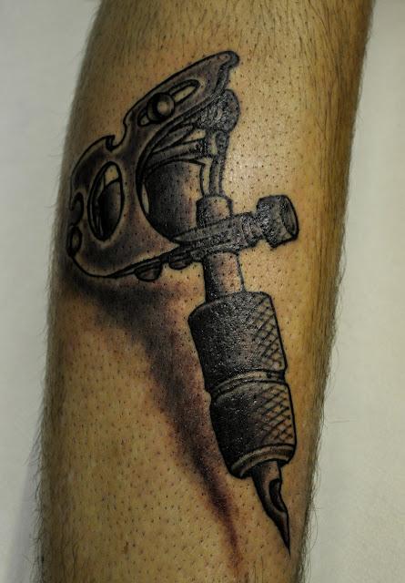 Machine Tattoo