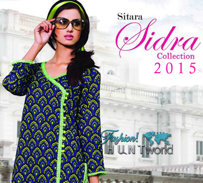 Sitara Sidra Collection 2015