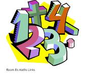 Room 8's Maths Links