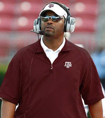 ESPN Avoids Showing Aggies Black Coach; Texas A&M Beats Alabama