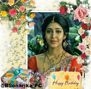 Dear Sonarika.on this Special occasion as we all celebrate your