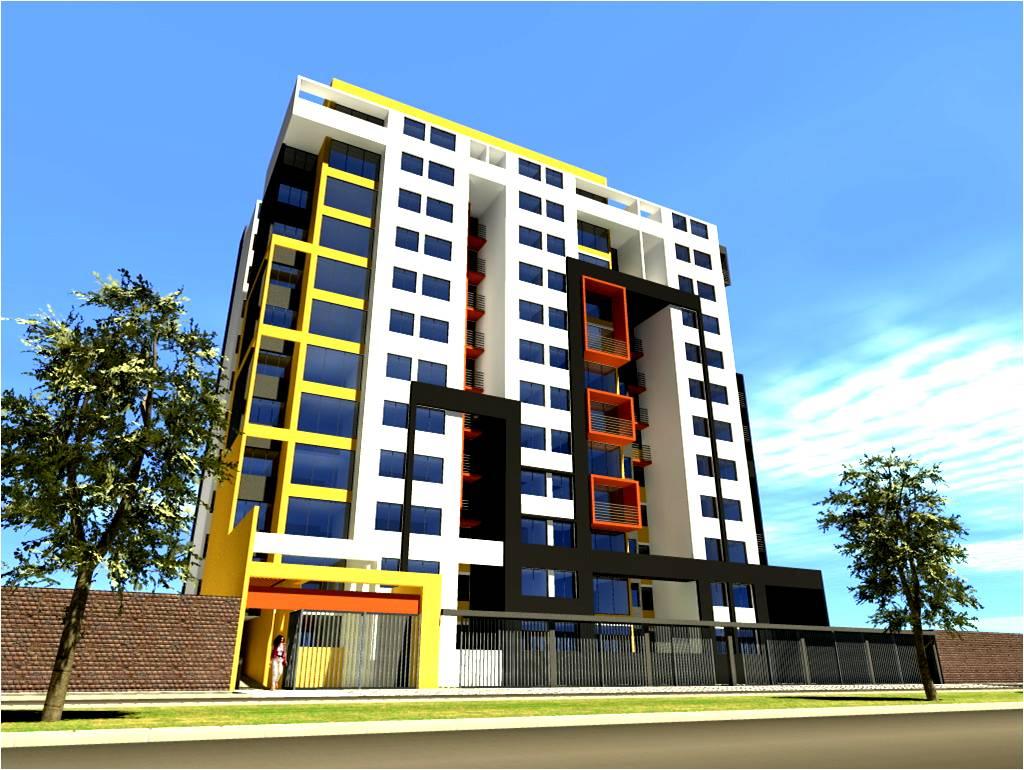 Trujillo residencial el sol de los cedros 12 pisos for Sol residencial