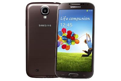Brown Autumn Samsung Galaxy S4