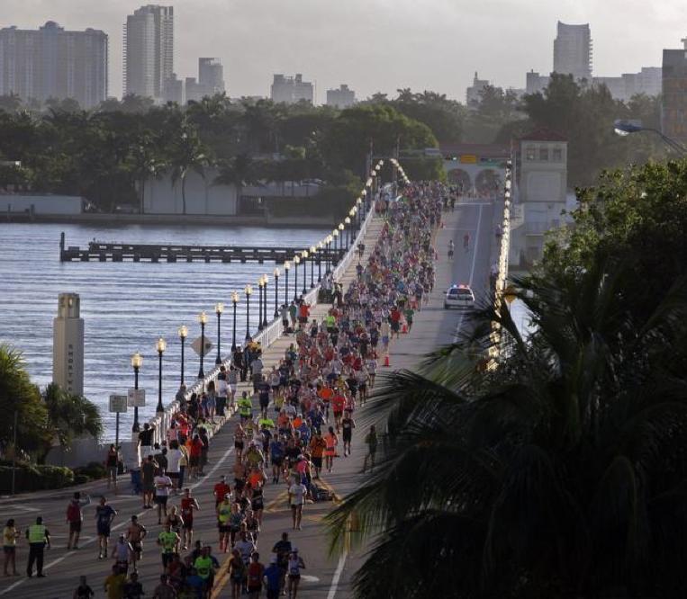 Maratón Miami