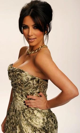 Sesión de foto de Kim Kardashian