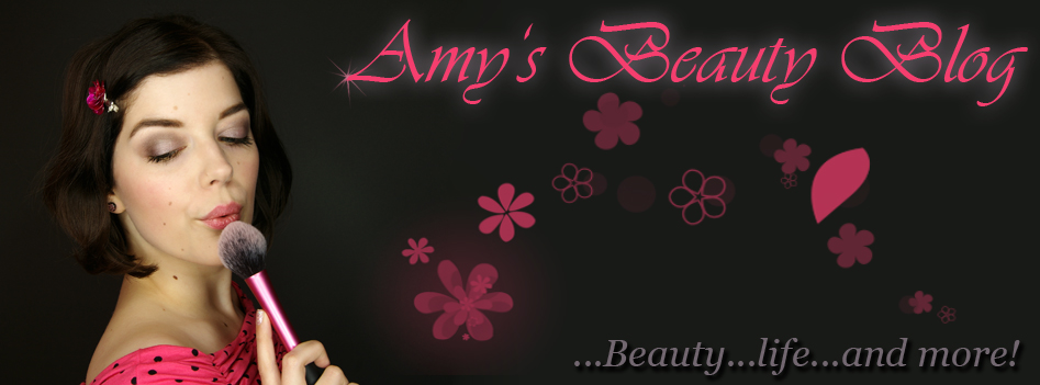 Amy's Beauty Blog