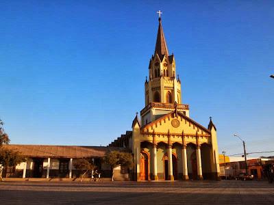 Iglesia de Caldera