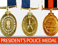 List of IPS Officers getting President Award.  Congratulations !