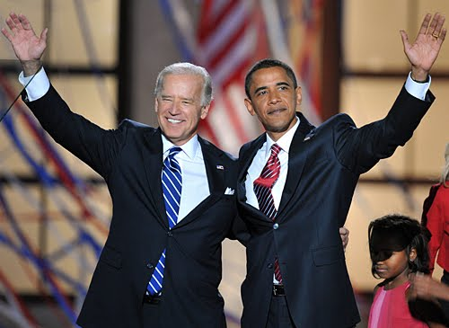 President Obama & Vice President Joe Biden