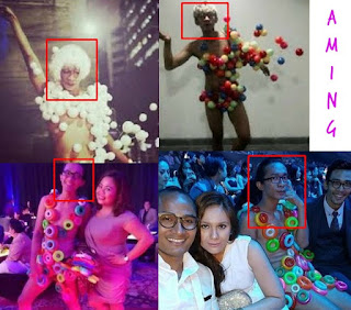 Aming - Parade Gay - Pelangi Azab Terbakar Hidup-Hidup